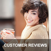 Read our Reviews to see why our customers love us!